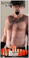 Model Assets - Hot Daddy - Beau Body for Genesis 3 Male