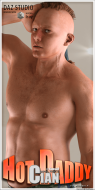 Model Assets - Hot Daddy - Cian for Michael 4